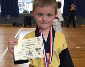 Tae Kwon Do Competitions
