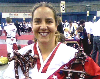 The Greats of Tae Kwon Do - Annabel Murcott